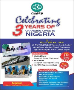 LONGRICH 3RD YEAR CAR AND HOUSE AWARD CEREMONY